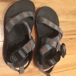 02e954e9da0a Chaco Shoes - kids Chacos boy or girl 🤖 robot ! like new